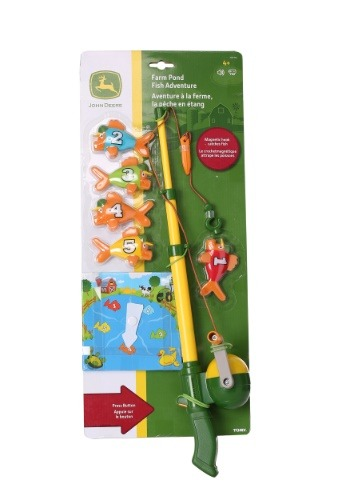 Farm Pond Fish Adventure Play Set