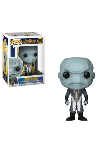 POP! Marvel: Avengers Infinity War Ebony Maw Bobblehead