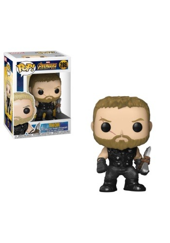 Pop! Marvel: Avengers Infinity War Thor