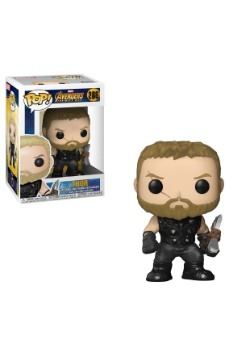 Pop! Marvel: Avengers Infinity War Thor