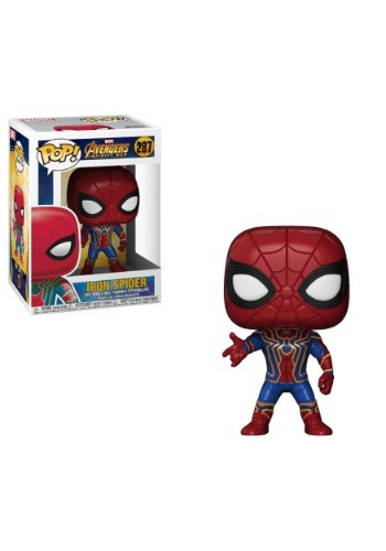 Pop! Marvel: Avengers Infinity War Iron Spider