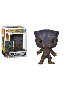 POP! Marvel: Black Panther Warrior Falls Bobblehead Figure