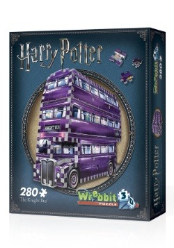 Harry Potter The Knight Bus 3D Jigsaw Puzzle 3