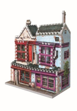 Harry Potter Diagon Alley 3D Collection- Quality Quidditch A