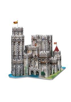 King Arthur's Camelot Castle Wrebbit 3D Jigsaw Puzzle 2