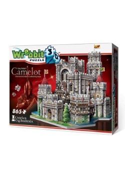 King Arthur's Camelot Castle Wrebbit 3D Jigsaw Puzzle 3