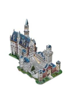 Neuschwanstein Castle Wrebbit 3D Jigsaw Puzzle 2