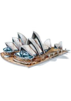 Sydney Opera House Wrebbit 3D Jigsaw Puzzle