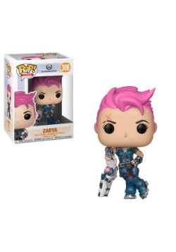 Pop! Games: Overwatch- Zarya