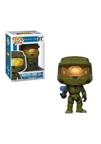 Pop! Halo: Chief w/ Cortana
