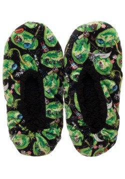 Rick & Morty Slippers