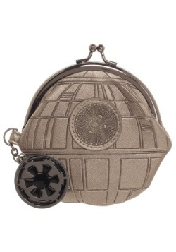 Rogue One Death Star Kiss Lock Coin Pouch