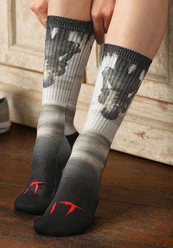 IT Pennywise Sublimated Socks