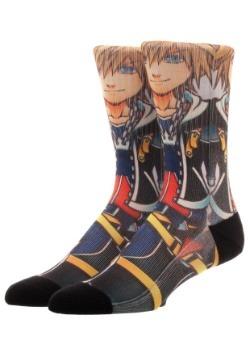 Kingdom Hearts Sora Sublimated Socks