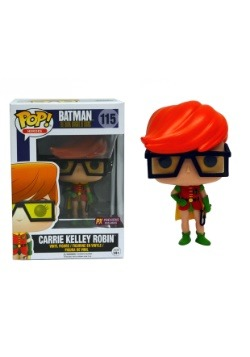 Funko POP! DC Heroes Carrie Kelly Robin Vinyl Figure