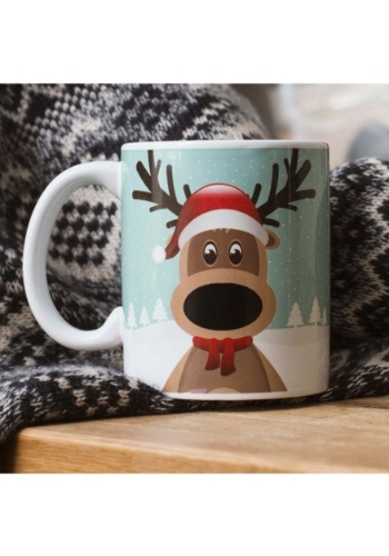 Reindeer Heat Change Mug