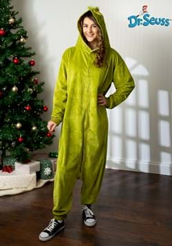 The Grinch Adult Kigurumi Update
