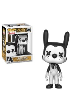 Pop! Games: Bendy and the Ink Machine- Dead Boris