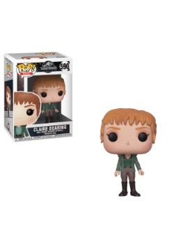 Pop! Movies Jurassic World 2- Claire figure