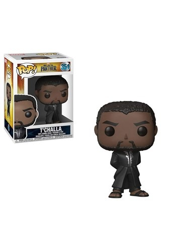 Pop! Marvel: Black Panther- Black Panther Robe