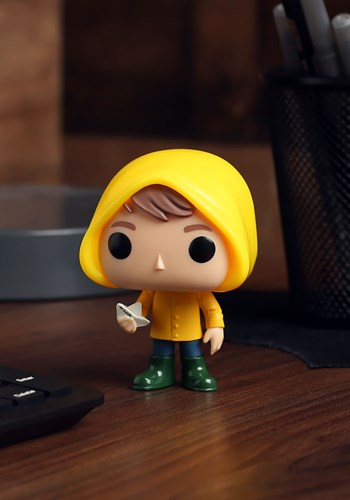 Pop! Movies: IT- Georgie w/ Boat w/ Chase
