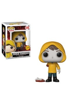 Pop! Movies: IT- Georgie w/ Boat w/ Chase 2