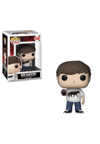 Pop! Movies: IT- Ben Holding Burnt Easter Egg
