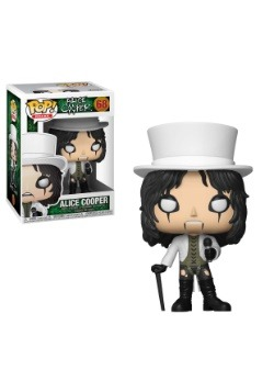 POP! Rocks: Alice Cooper Vinyl Figure