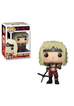 Pop! Rocks: Motley Crue- Vince Neil