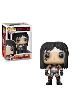 Pop! Rocks: Motley Crue- Tommy Lee