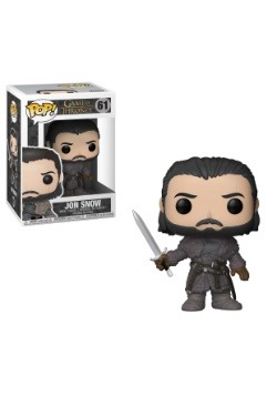 POP! TV: Game of Thrones- Jon Snow Vinyl Figure