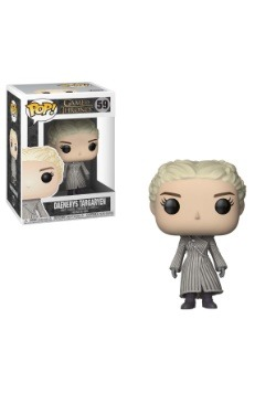 Pop! TV: Game of Thrones- Danerys (White Coat)