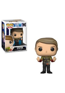 POP! TV: SNL- Stefon Vinyl Figure