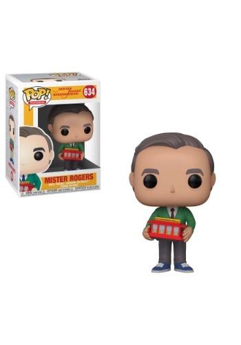 POP! TV: Mister Rogers' Neighborhood- Mister Rogers Figure