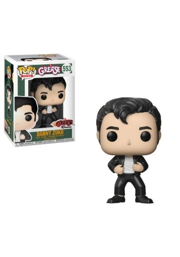 Pop! Movies: Grease- Danny Zuko