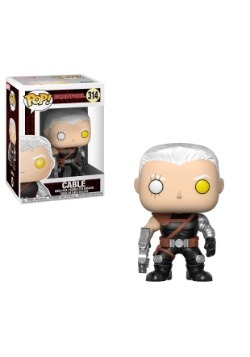 Pop! Marvel: Deadpool Parody: Cable