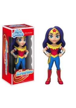 Rock Candy: DC - Super Hero Girls - Wonder Woman Figure