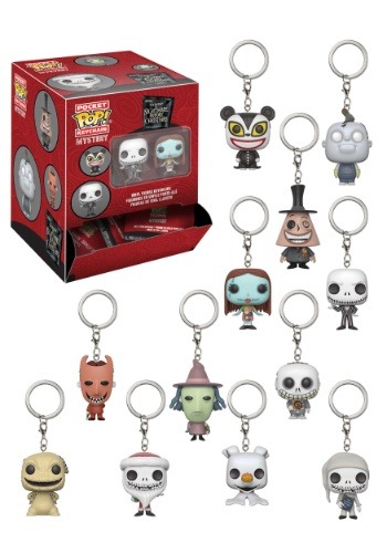 POP Keychain Blindbag: Nightmare Before Christmas