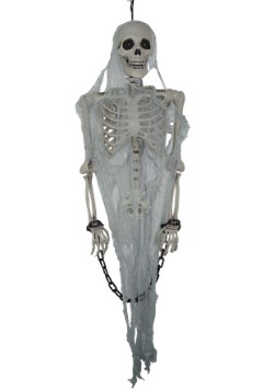 Animated Talking Skeleton Halloween Decoration