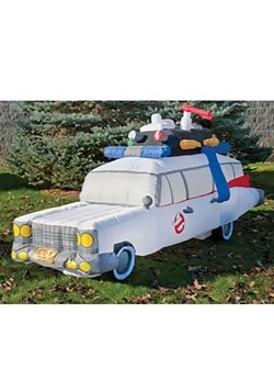 Inflatable Ghostbusters Ecto-1 Car Decoration