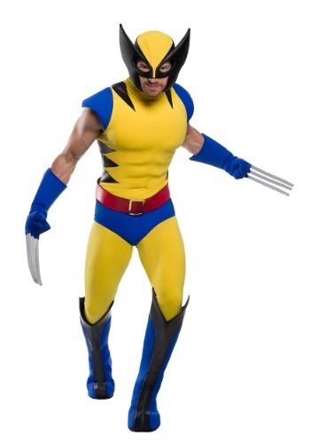 Men's Premium Wolverine Costume