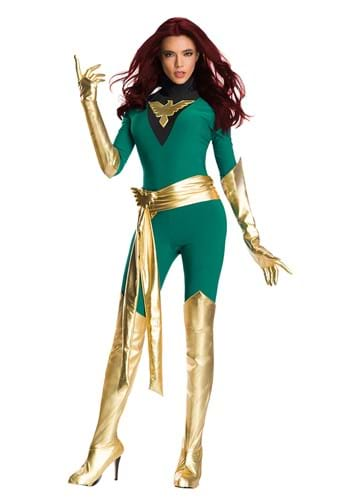 Ladies Premium Jean Grey Phoenix Costume