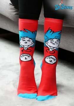 Thing 1 & Thing 2 Crew Socks