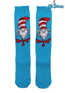 Dr. Seuss The Cat in the Hat Knee High Sock
