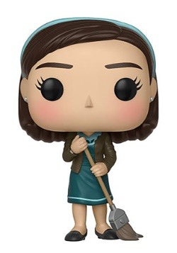 Pop! Shape of Water: Elisa with Broom