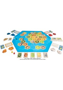 Catan: Seafarers Board Game Expansion