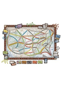 Ticket to Ride Board Game 2