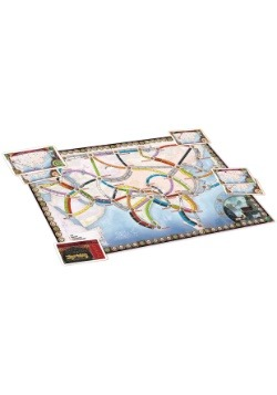 Ticket to Ride: Asia Board Game Expansion