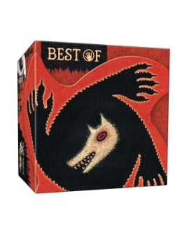 Best of Werewolves of Miller's Hollow Board Game
