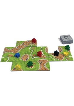 Carcassonne Board Game 2